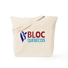 Bloc Québécois Tote Bag