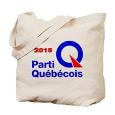 Parti Quebecois 2015 Tote Bag