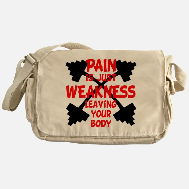 PAIN Messenger Bag
