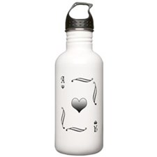 playing card Sports Water Bottle