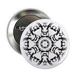 Tribal tattoo circle Button