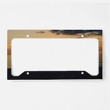 Marco Island, FL-Sunset License Plate Holder