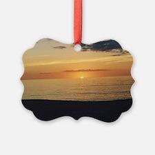 Marco Island, FL-Sunset Ornament