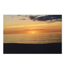 Marco Island, FL-Sunset Postcards (Package of 8)