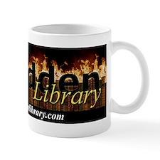 Forbidden Library Mug