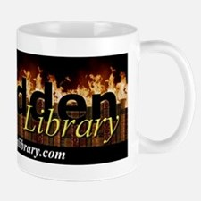 Forbidden Library Small Small Mug