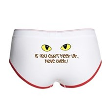 Unique Saucy Women's Boy Brief