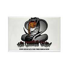 The Cobra Crew Rectangle Magnet (10 pack)