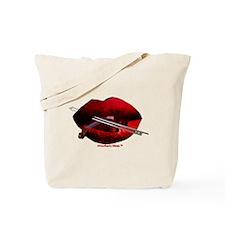 """""""Violin Kiss"""" Tote Bag"""