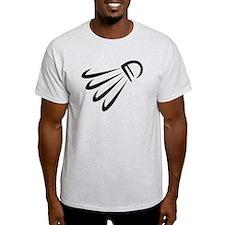 Badminton shuttlecock T-Shirt