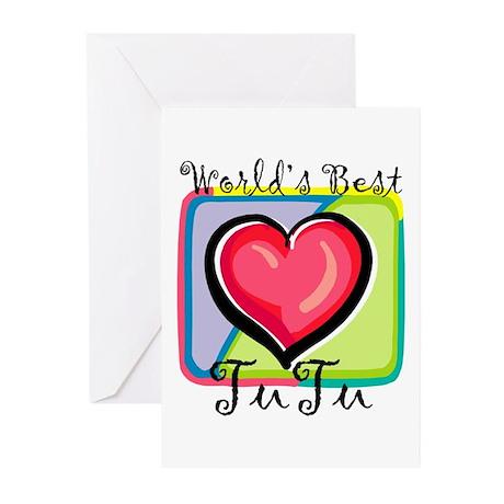 WB Grandma [Hawaiian] Greeting Cards (Pk of 10