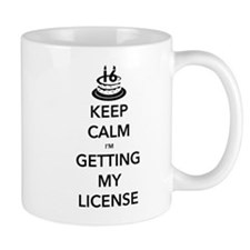 Keep Calm Sweet 16 Small Mug