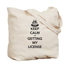 Keep Calm Sweet 16 Tote Bag