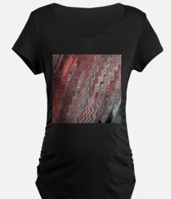 silky waves Maternity T-Shirt