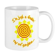 For when you're feelin sunny... or not Mugs