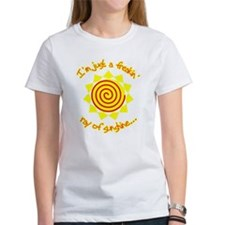 For when you're feelin sunny... or not T-Shirt