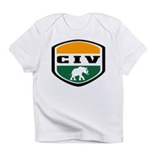 WC14 IVORY COAST Infant T-Shirt