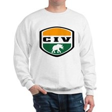 WC14 IVORY COAST Sweatshirt