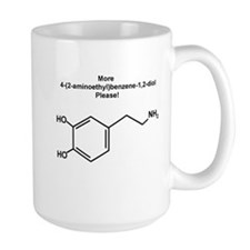 More 4-(2-aminoethyl0benzene-1,2-diol (dopamine) p