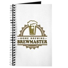 Brewmaster Home Beer Brewer Journal