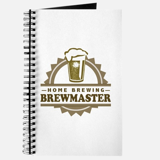 Brewmaster Home Beer Brewer Journal