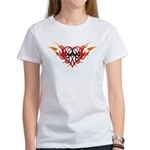 Winged heart tattoo Women's T-Shirt