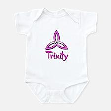 Trinity Symbol Infant Bodysuit