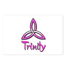 Trinity Symbol Postcards (Package of 8)