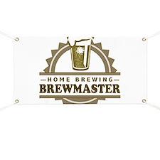Brewmaster Home Beer Brewer Banner