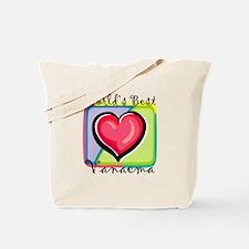 WB Grandma [Estonian] Tote Bag