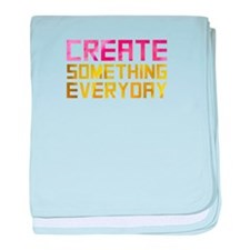 Create Something Everyday baby blanket