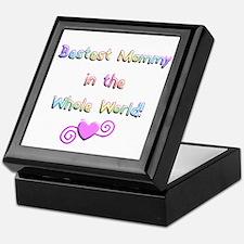 Bestest Mommy Keepsake Box