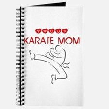 Proud Karate Mom Journal