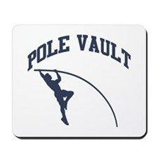 Pole Vault Mousepad