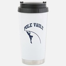 Pole Vault Stainless Steel Travel Mug