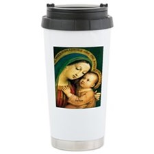 Our Lady of Good Counse Travel Mug