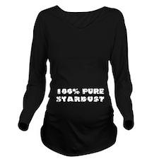 Stardust Long Sleeve Maternity T-Shirt