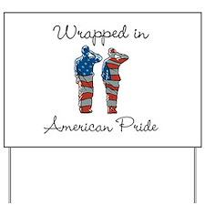 American Pride Yard Sign