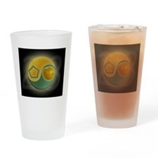 chao-23 Drinking Glass