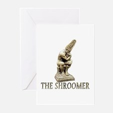The shroomer Greeting Cards (Pk of 10)