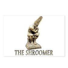 The shroomer Postcards (Package of 8)