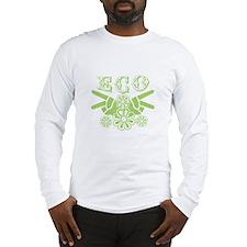 ECO PEACE Long Sleeve T-Shirt