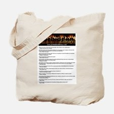 Forbidden Library Tote Bag