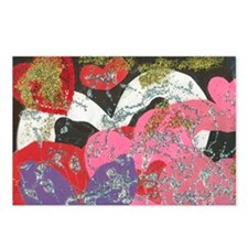 Art To Star Hearts. Postcards (Package of 8)