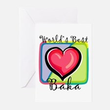 WB Grandma [Croatian] Greeting Cards (Pk of 10