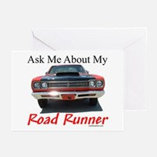 Road Runner Greeting Cards (Pk of 10)