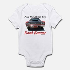Road Runner Infant Bodysuit