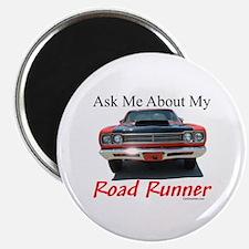 Road Runner Magnet