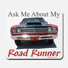 Road Runner Mousepad