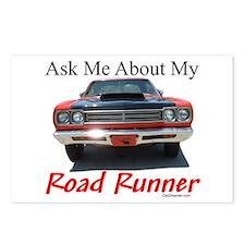 Road Runner Postcards (Package of 8)